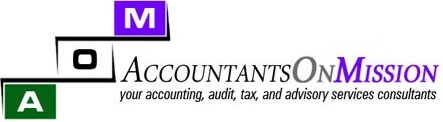 Accountants On Mission | Accounting, Auditing, Tax